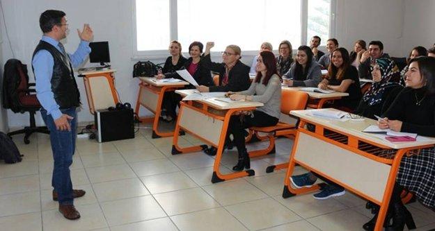 Alanya'da ASMEK kursları başlıyor