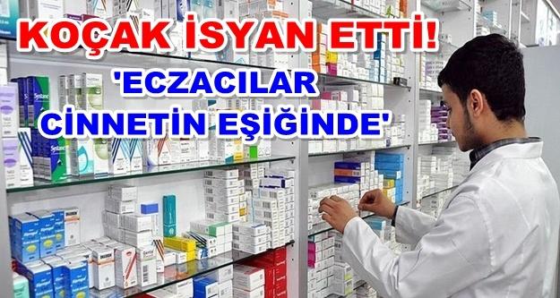 Alanya'da ilaç sorunu! Eczacılar isyanda
