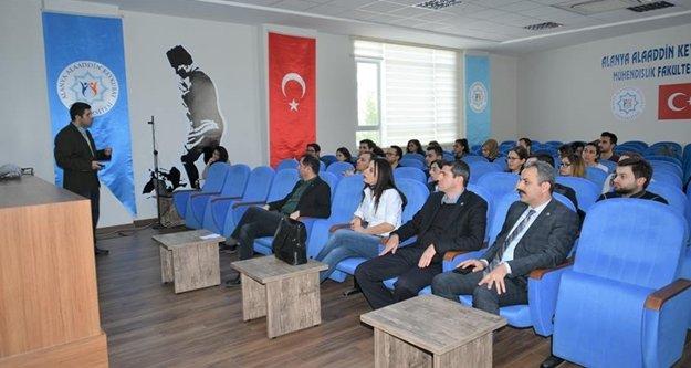 ALKÜ'de Bahar Eğitim Seminerleri başladı