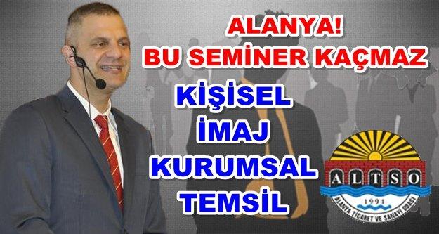 ALTSO'nun ilk konuğu: İhsan Ataöv