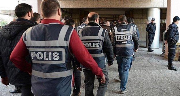 Antalya'da FETÖ operasyonu: 20 gözaltı var