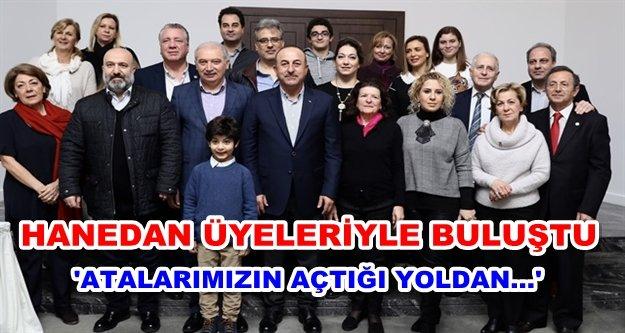 Bakan Çavuşoğlu'ndan vatandaşlık sözü
