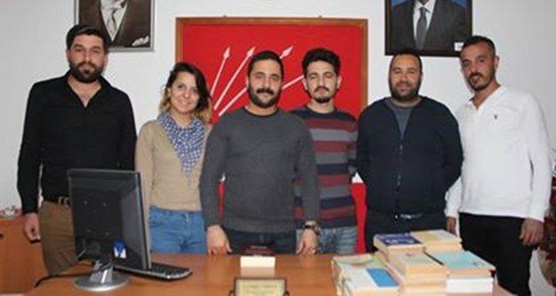 CHP'li gençlikten yardım kampanyası