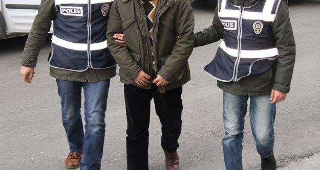 FETÖ operasyonunda 5 tutuklama var