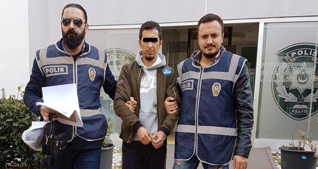 İş yerinden hırsızlık yapan 1 kişi yakalandı