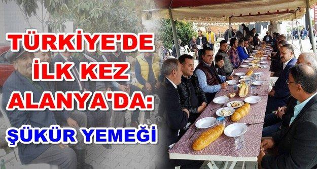 Kasımoğlu sülalesi bir ilke imza attı