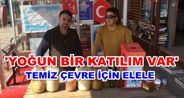 Mahmutlar halkı Türkiye'ye örnek oluyor