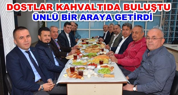 MHP, meclis üyelerini ağırladı