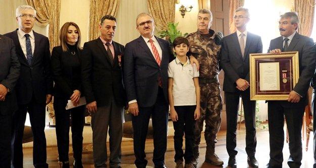 PKK ve FETÖ saldırısı sonrası 2 kez gazi olan polisin Afrin arzusu