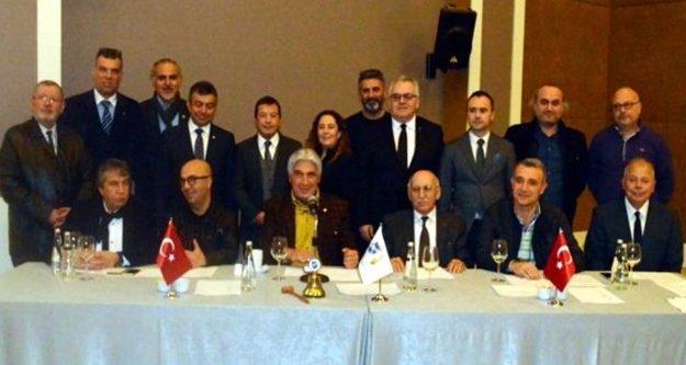 Skal Antalya, yeni yönetimini belirledi