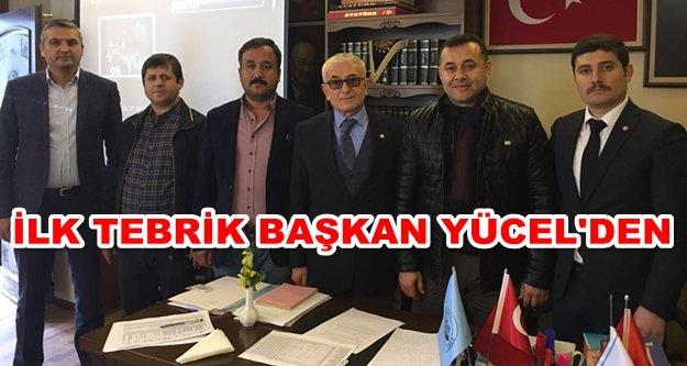 Türk Ocakları'dan Başkan Peker güven tazeledi