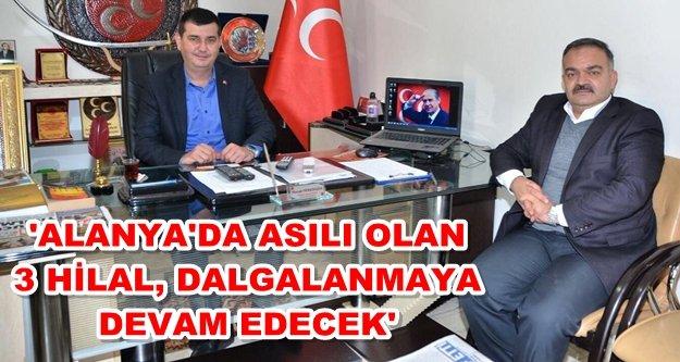 Türkdoğan'dan birlik ve beraberlik mesajı