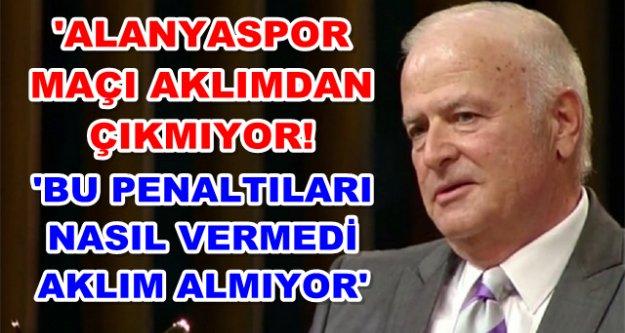 Usta spor yorumcusu Alanyaspor'a hak verdi