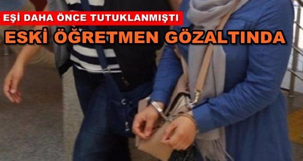 Alanya'da FETÖ şüphelisi kadın gözaltına alındı
