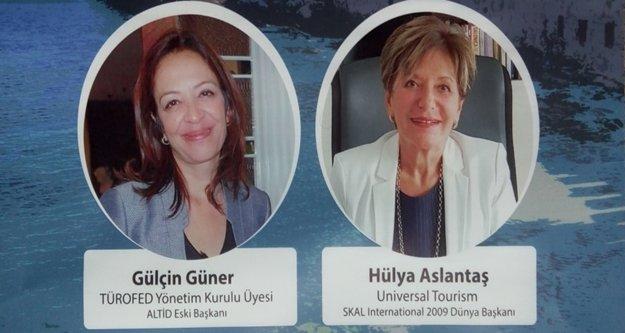 Alanya'da 'Kadın ve Turizm' konuşulacak