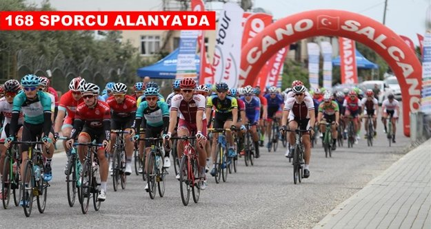 Alanya'daki dev yarış başladı