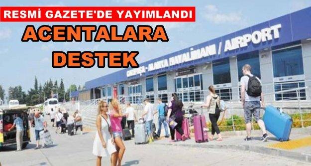 Alanya'ya turist getirene bakanlıktan destek