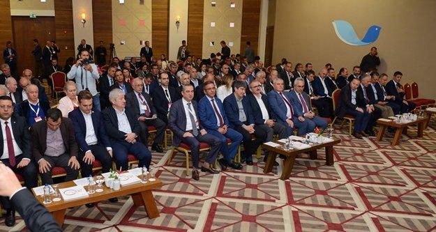 """'Antalya 4.0"""" Projesi tanıtıldı"""