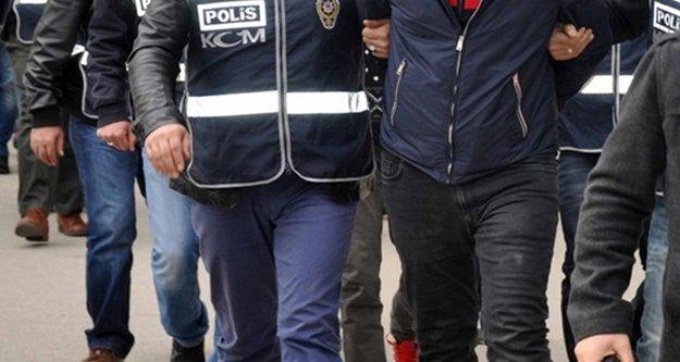 Antalya'da FETÖ operasyonu: 8 gözaltı var