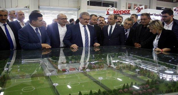 Antalya Şehircilik ve Teknolojileri Fuarı kapılarını açtı