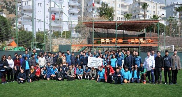 Aytemiz Alanyaspor Göztepe'ye hazırlanıyor