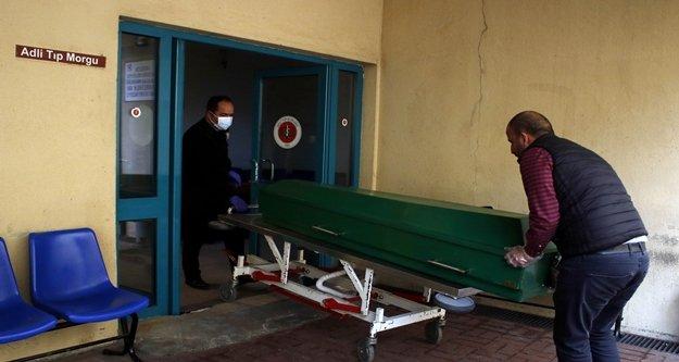 Cinayete kurban giden Kırgız, kadının cenazesi ülkesine gönderildi
