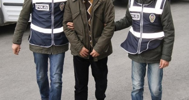 FETÖ operasyonuna 3 tutuklama