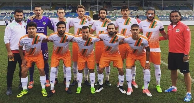 İşte bu! Alanyaspor 2 - 0 Başakşehir