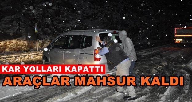Konya'ya gidecekler dikkat!