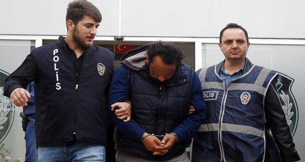 Kuran Kursu hocasına kılıçlı işkence iddiası