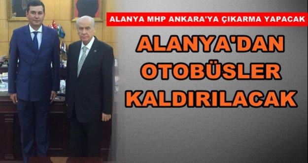 MHP'de büyük kurultay heyecanı