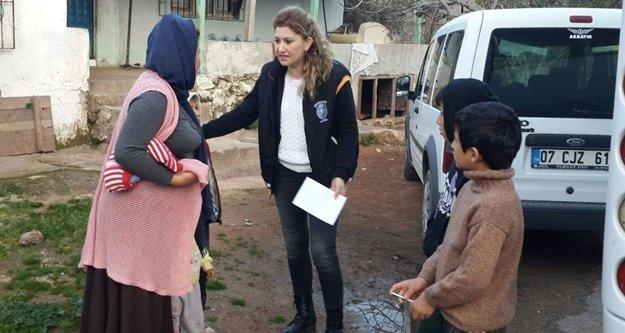 Sokaklarda istismar edilen Suriyeli çocuklar