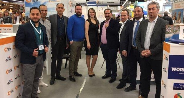 Türk Acenteler Birliği'nin Almanya'da Türkiye tanıtımı çalışmaları