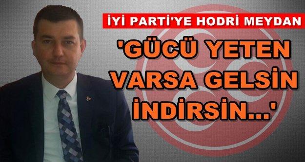 Türkdoğan Alanya halkını Ankara'ya davet etti