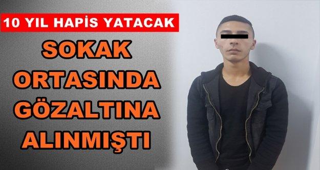 Alanya'da yakalanan firari tutuklandı