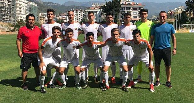 Alanyaspor, Galatasaray'ı tek golle geçti