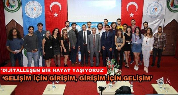 Başkan Torlak ALKÜ'de öğrencilerle buluştu