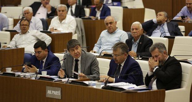 Büyükşehir 2017 yılı Faaliyet Raporu kabul edildi