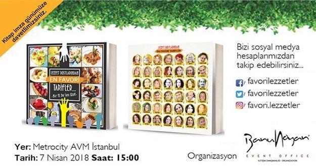 'En favori lezzetler' İstanbul'da tanıtılacak