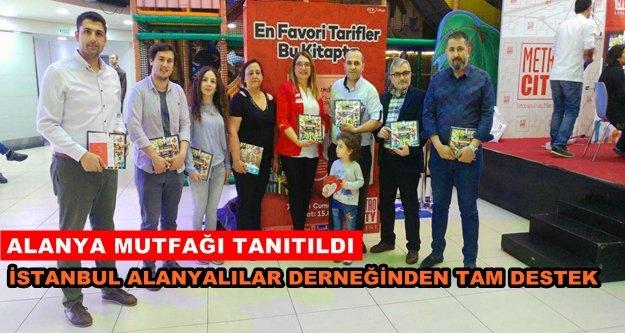 İstanbul'da Alanya mutfağı tanıtıldı