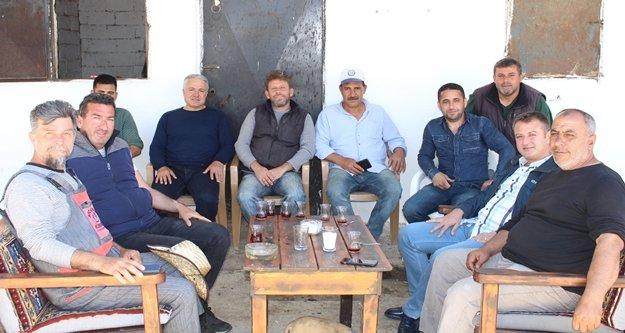 Manavgat AK Parti esnafı dinledi