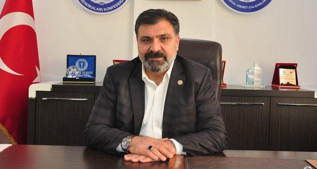 Sağlık Sen'den Mehmetçik Vakfı'na bağış