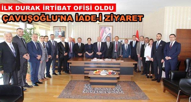 Şahin'den Ankara çıkarması