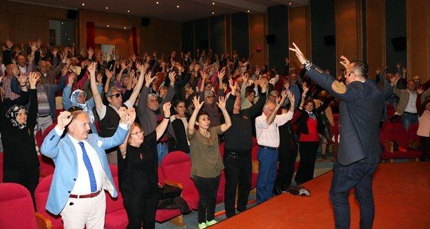 Türkiye'nin ilk Parkinson Okulu Antalya'da açıldı