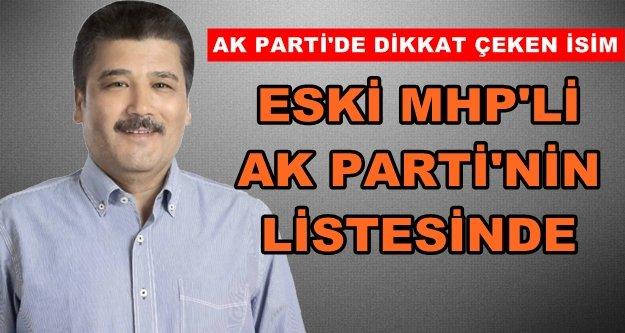 AK Parti'de Kemal Çelik sürprizi