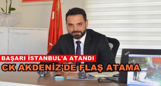 Alanya'da elektriğin müdürü değişti!