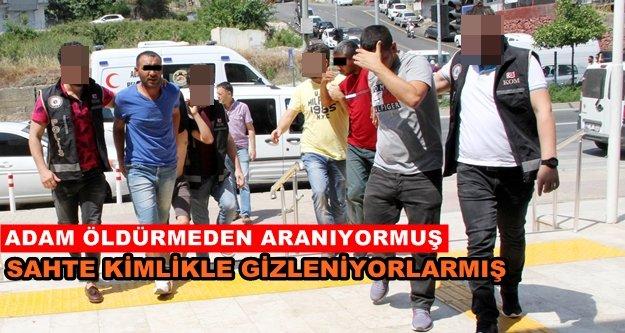 Alanya'da uyuşturucu baskını: 4 kişi gözaltında