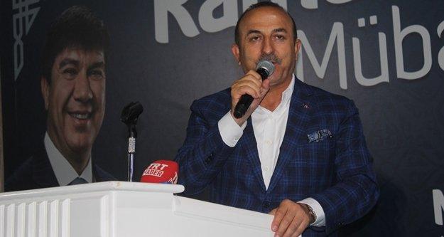 Bakan Çavuşoğlu: Birliğe Türkiye'nin ihtiyacı var