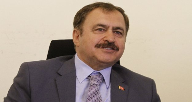 Bakan Eroğlu: 'Bu yıl 15 milyon turist bekliyoruz'