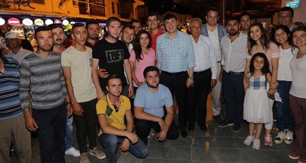 """Başkan Türel: 'Bir ve beraber olursak bileğimizi kimse bükemez"""""""